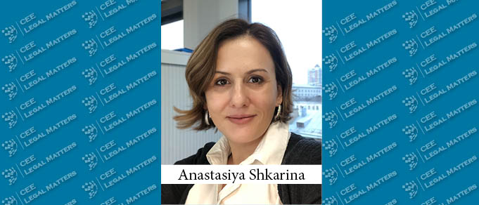 Inside Insight: Interview with Anastasiya  Shkarina of Unilever