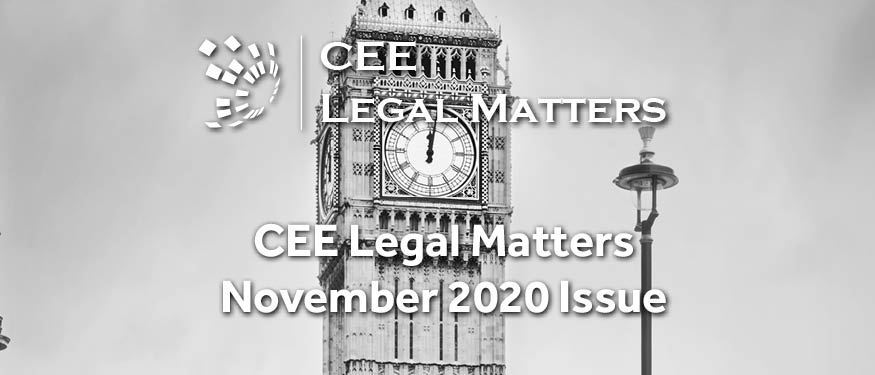 Be Chuffed! Special Issue of the CEE Legal Matters Magazine is Out Now
