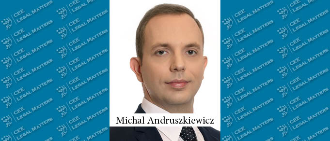 Michal Andruszkiewicz Becomes New Head of CMS Poznan