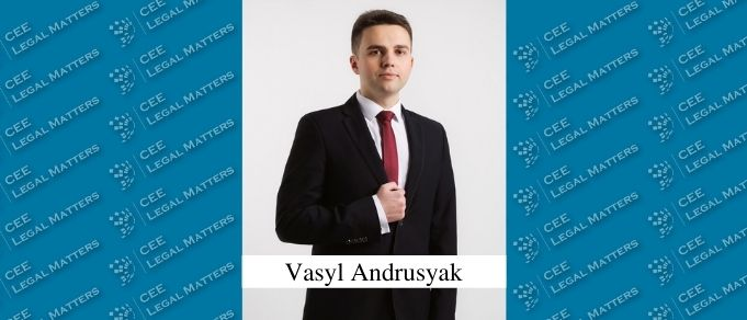 Vasyl Andrusyak Promoted to Partner at Moris Group