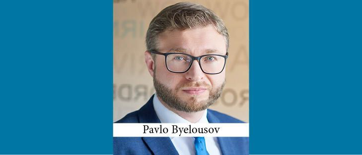 Pavlo Byelousov Promoted to Partner at Aequo