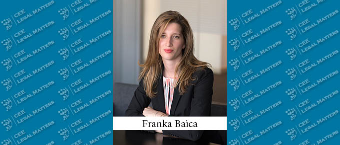 Franka Baica Promoted to Partner at Ilej & Partners