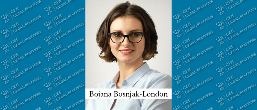 Hot Practice: Bojana Bosnjak-London on Maric & Co's Corporate/M&A Practice in Bosnia & Herzegovina