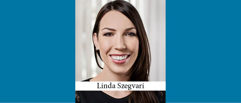 Inside Insight: Interview with Linda Szegvari, Chief Legal Counsel of MET Hungary