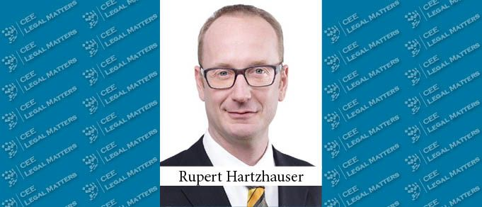 CMS Makes Rupert Hartzhauser COO In Austria