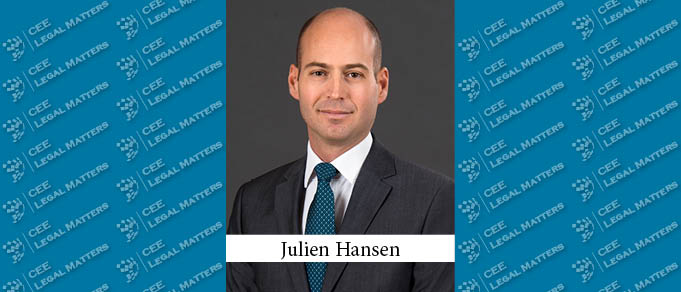 Expat On The Market: Julien Hansen of DLA Piper Moscow