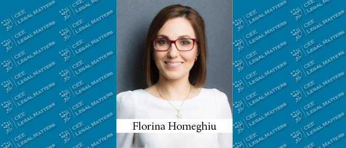 Florina Homeghiu Joins Policolor-Orgachim as Legal and Compliance Group Director