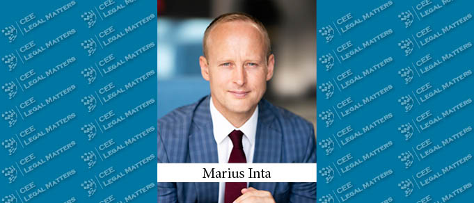 Marius Inta Becomes Full Partner at Cobalt Lithuania