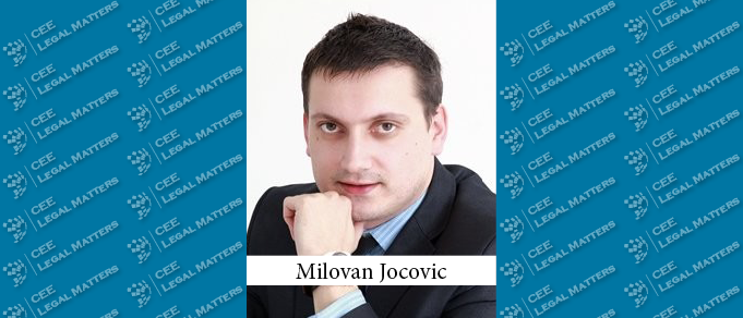 Milovan Jocovic Promoted to Partner at Stevic Dulic