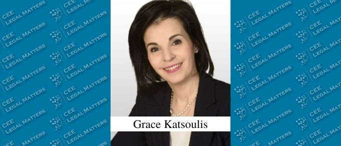 Grace Katsoulis Makes Partner at Ballas, Pelecanos & Associates in Athens