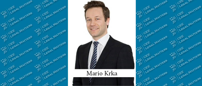 Mario Krka Becomes Senior and Named Partner at Divjak Topic Bahtijarevic & Krka in Croatia