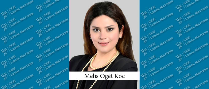 Melis Oget Koc Makes Partner at Kolcuoglu Demirkan Kocakli