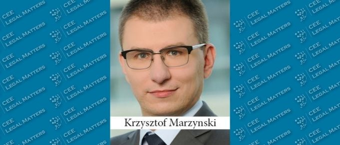 Former Crido Head of Real Estate and Construction Krzysztof Marzynski Moves to B2RLaw