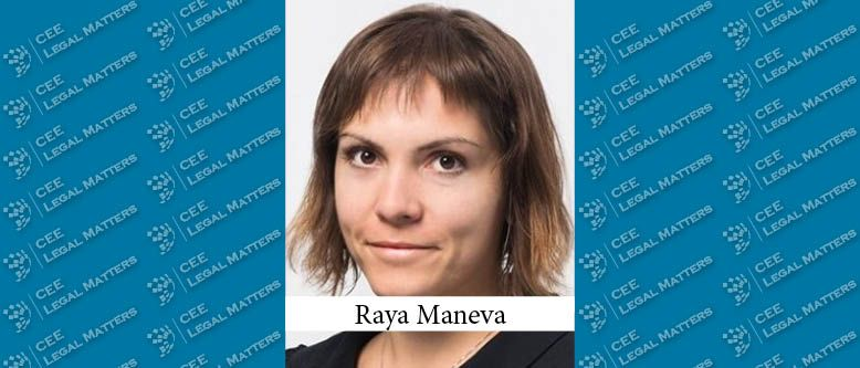 Raya Maneva Becomes Head of Projects at CMS Sofia