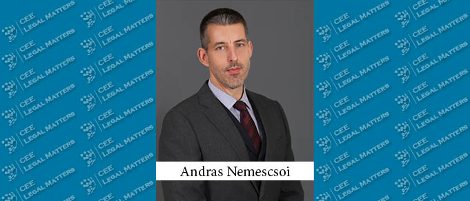 Hot Practice: Andras Nemescsoi on DLA Piper Hungary's Litigation and Regulatory Practice