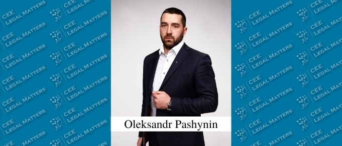 Oleksandr Pashynin Becomes Head of Head of Banking & Finance at Everlegal