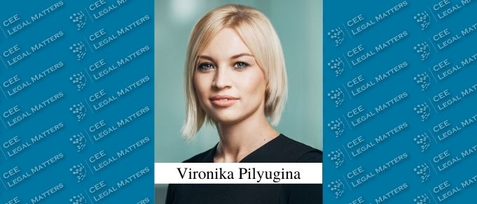 Vironika Pilyugina Makes Partner at Hogan Lovells in Moscow