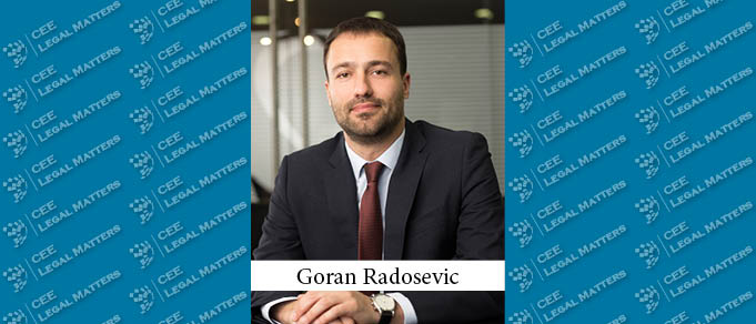 The Buzz in Serbia: Interview with Goran Radosevic of Karanovic & Partners