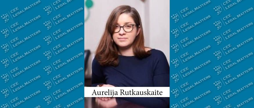 Aurelija Rutkauskaite Promoted to Partner and Head of Data Protection & TMT at Triniti Lithuania