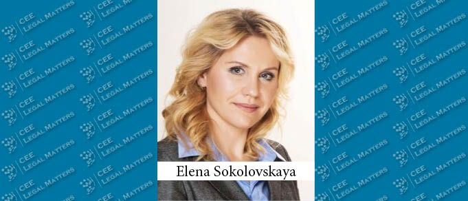 Pepeliaev Group Promotes Elena Sokolovskaya to Partner