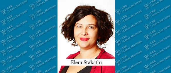 Inside Insight: Checking in on Eleni Stathaki of Upstream