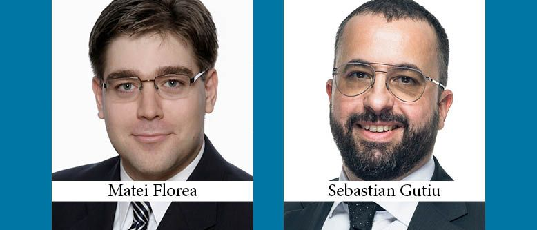 Sebastian Gutiu and Matei Florea to Lead Schoenherr's Real Estate and Banking, Finance & Capital Markets Groups