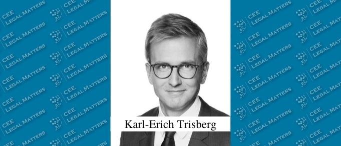 Karl-Erich Trisberg Becomes Equity Partner at Walless Estonia