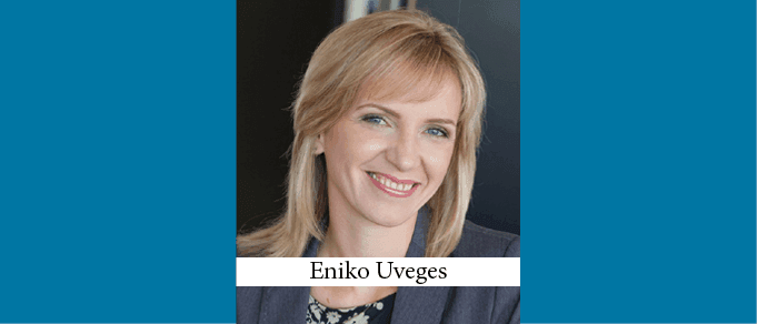 Uveges Joins Deloitte as New In-House Head of Legal in Hungary