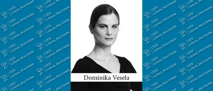 Dominika Vesela Makes Partner at Eversheds Sutherland in Prague