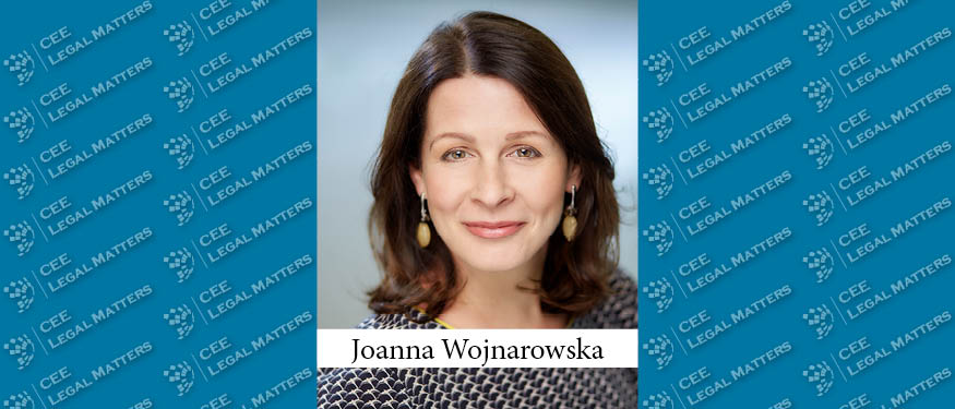 DWF Warsaw Partner Joanna Wojnarowska Becomes Deputy Global Head of Real Estate