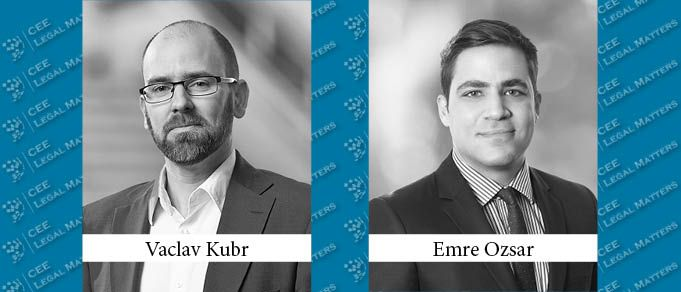 Vaclav Kubr and Emre Ozsar Promoted to Partner at White & Case