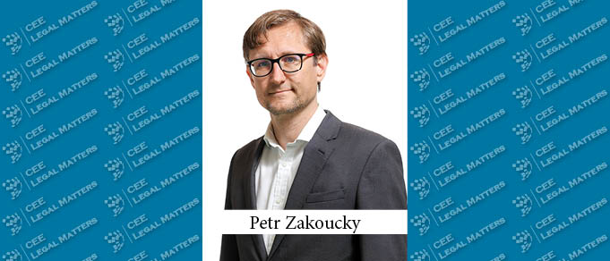 Petr Zakoucky Becomes Managing Partner of Dentons in Czech Republic