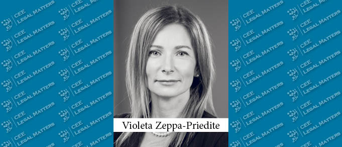 Violeta Zeppa-Priedite Takes Charge of White Collar Crime Practice at TGS Baltic in Latva