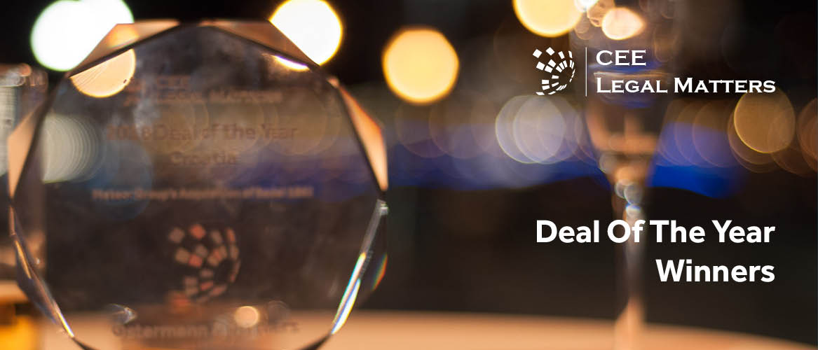 Newsflash: CEE 2019 Deal of the Year Award Winners Announced Here!