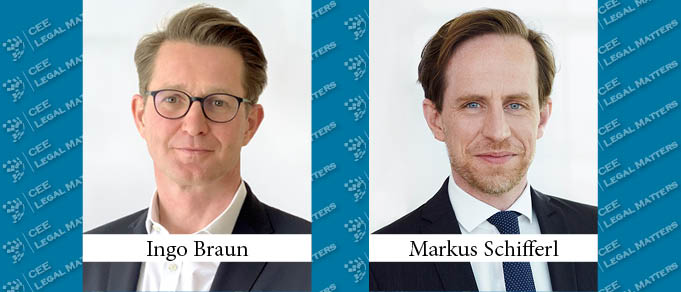 Ingo Braun and Markus Schifferl Join BPV Huegel in Vienna