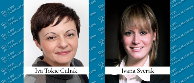 Iva Tokic Culjak and Ivana Sverak Bring Team to Ilej & Partners