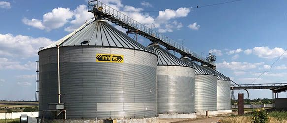 Nobles Assists Wendeln with Sale of Ukrainian Grain Silo
