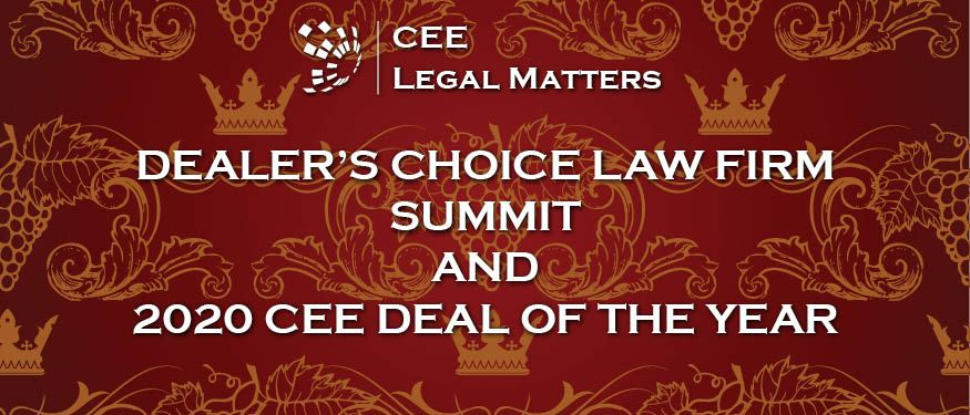 DEALER'S CHOICE LAW FIRM SUMMIT AND 2020 CEE DEAL OF THE YEAR BANQUET