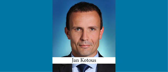 Jan Kotous Brings Team from Wolf Theiss to Deloitte Legal in Prague