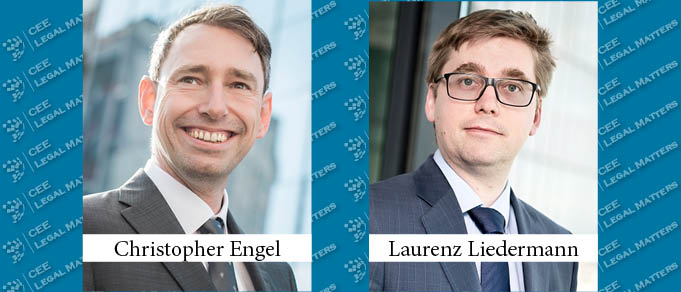 Christopher Engel and Laurenz Liedermann Make Partner at Eisenberger & Herzog