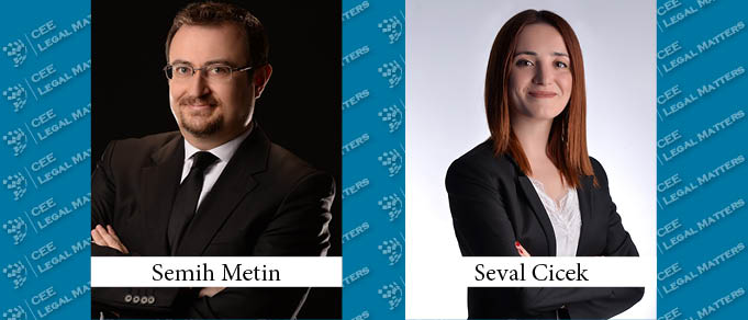 Semih Metin and Seval Cicek Launch MC Legal in Istanbul