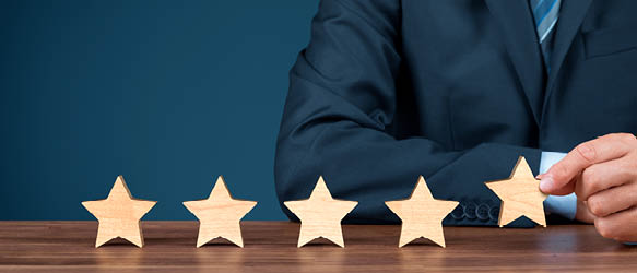 The Corner Office: Performance Reviews