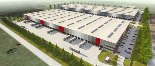 Primus Derling Assists VGP Latvia on Development of VGP Park Kekava Logistics Park Near Riga