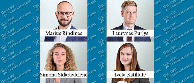 SPC Legal Takes Team from ZRG in Vilnius