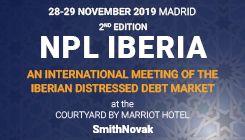 SmithNovak's Iberia NPL Conference - The region's Most Influential International NPL Summit