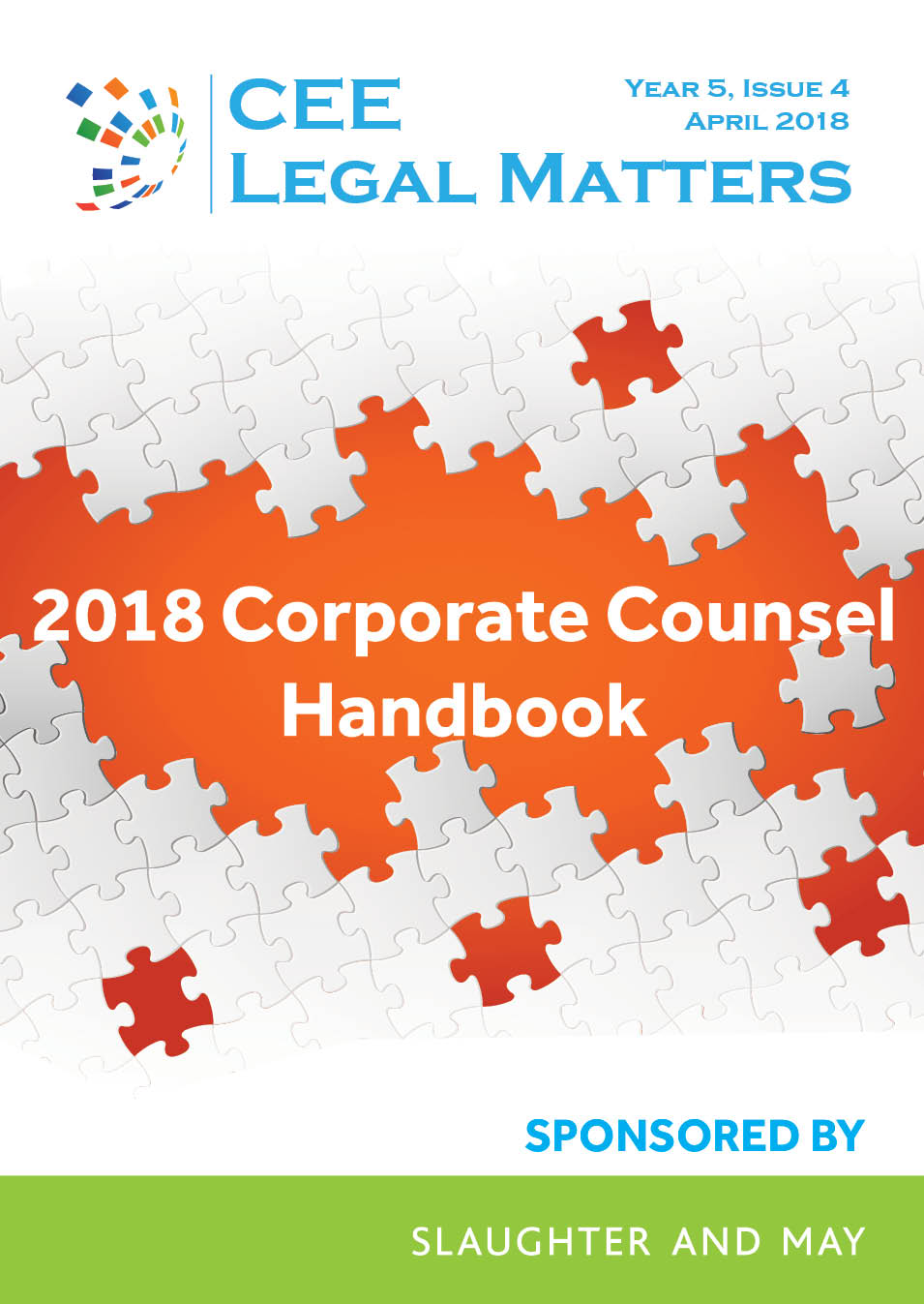 Corporate Counsel Handbook 2018 (Issue 5.4)