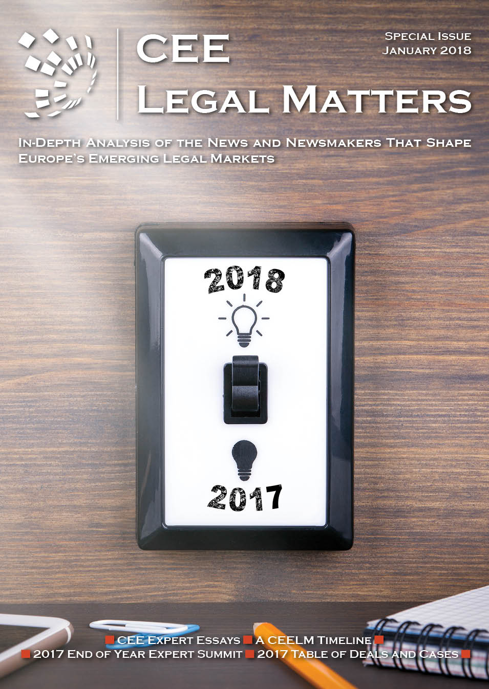 CEE Legal Matters: Special Year End Issue (Issue 5.1)