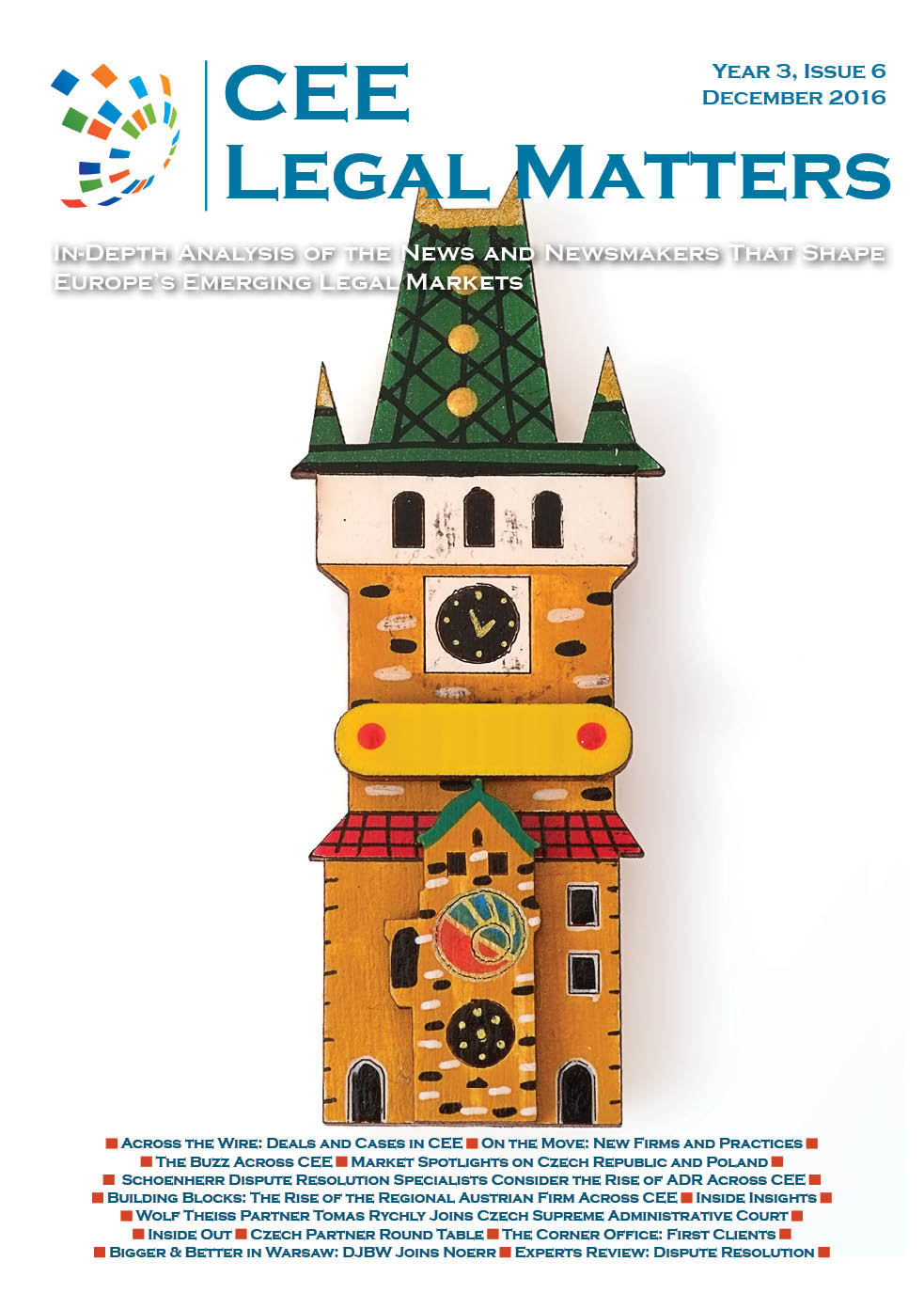 CEE Legal Matters: Issue 3.6.