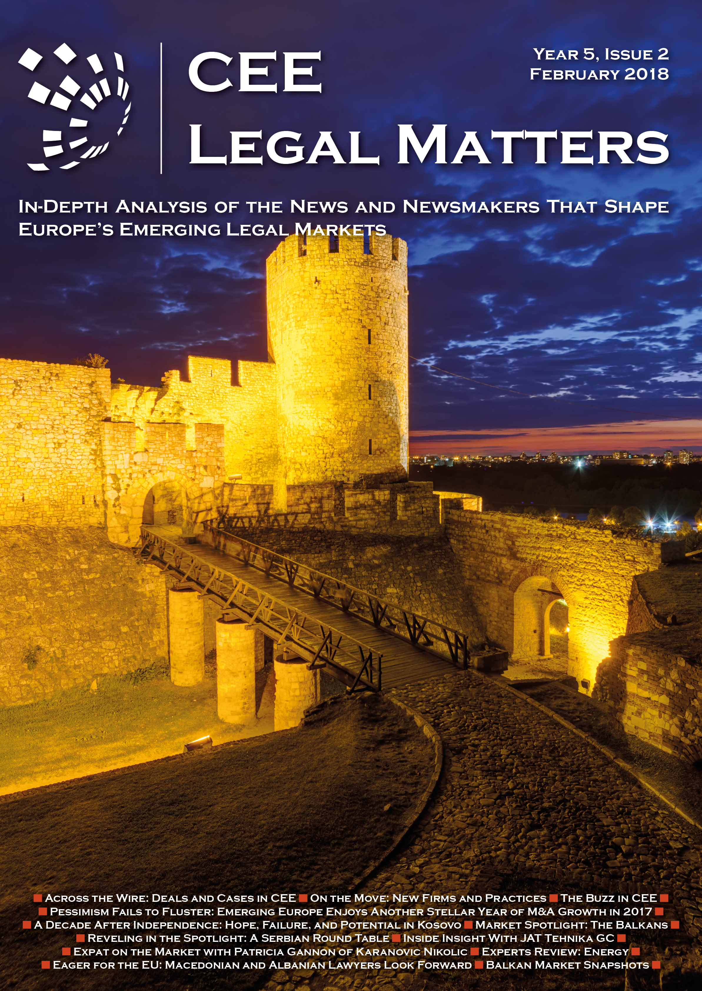 CEE Legal Matters: Issue 5.2.
