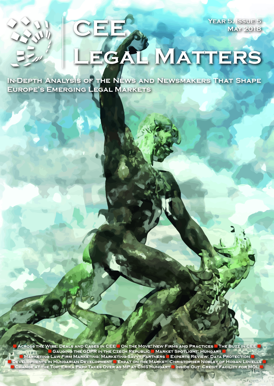CEE Legal Matters: Issue 5.5.